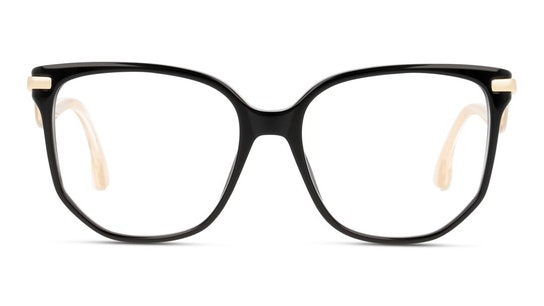 JC 257 Women's Glasses Transparent / Black