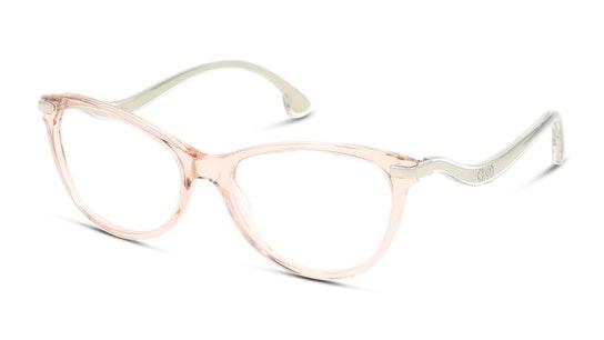 JC 258 Women's Glasses Transparent / Pink