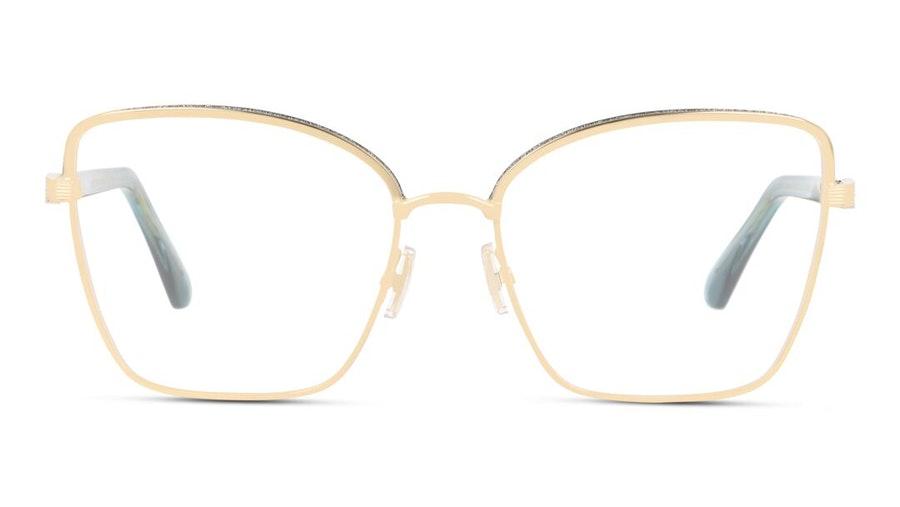 Jimmy Choo JC 266 (Large) Women's Glasses Gold