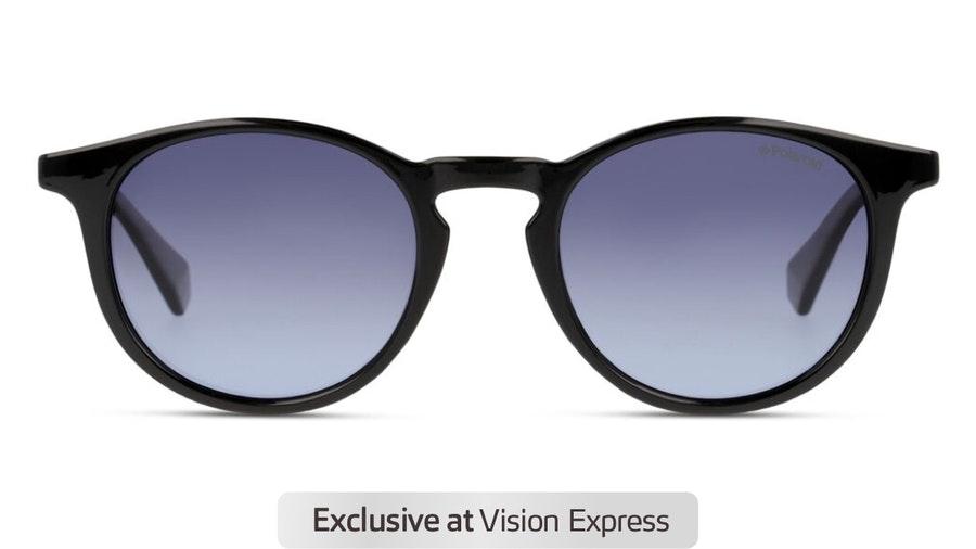 Polaroid PLD 6102/S (807) Sunglasses Grey / Black