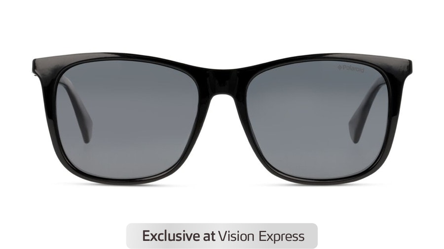 Polaroid PLD 6103/S Men's Sunglasses Grey / Black