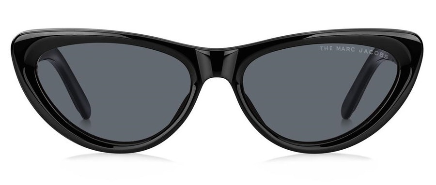 Marc Jacobs MARC 457/S Women's Sunglasses Grey / Black