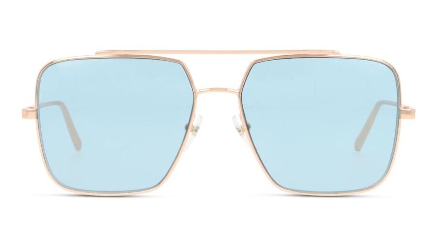 Marc Jacobs MARC 486/S Women's Sunglasses Grey / Gold
