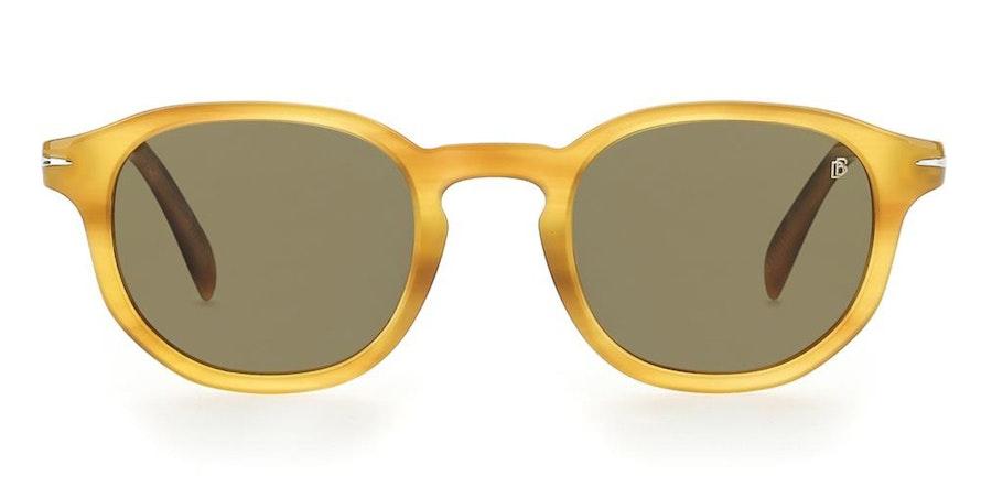 David Beckham Eyewear DB 1007/S Men's Sunglasses Green / Tortoise Shell