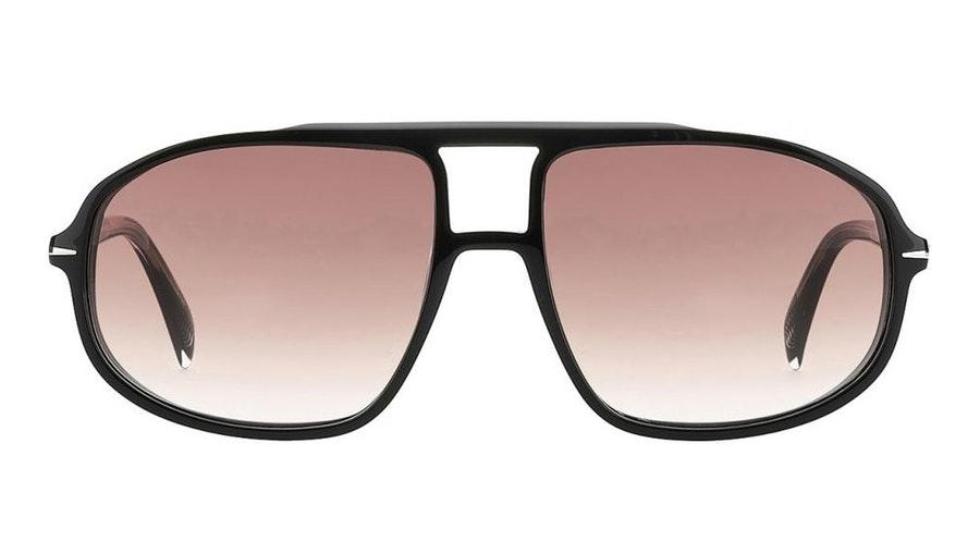 David Beckham Eyewear DB 1000/S (807) Sunglasses Brown / Black