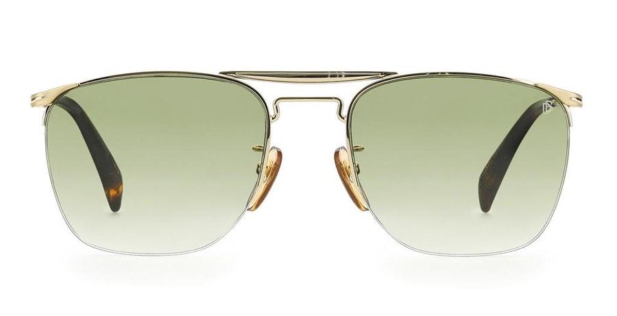David Beckham Eyewear DB 1001/S Men's Sunglasses Blue / Tortoise Shell