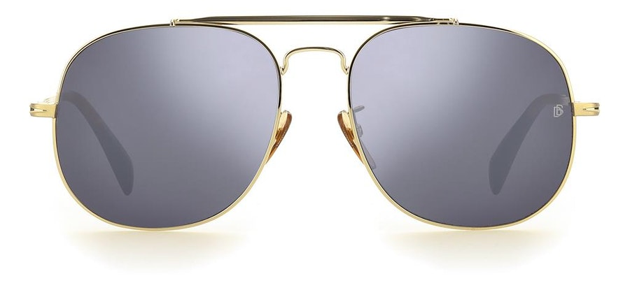 David Beckham Eyewear DB 7004/S Men's Sunglasses Grey / Gold