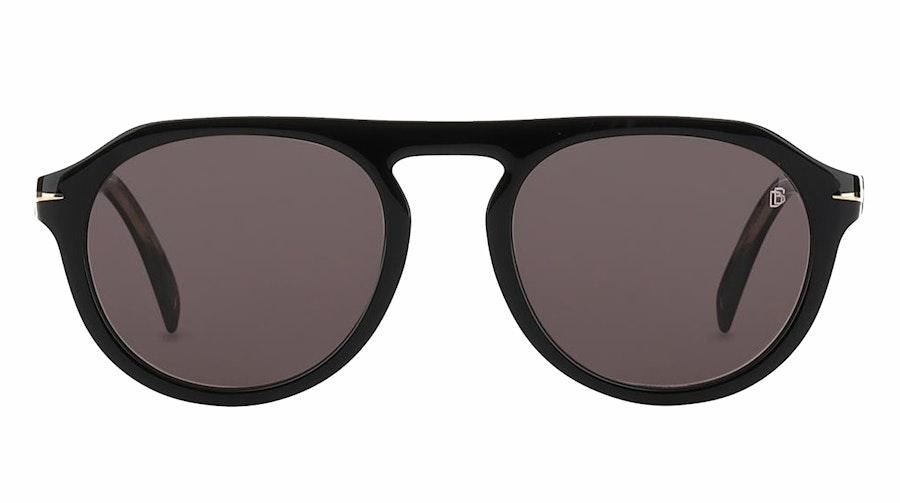 David Beckham Eyewear DB 7009/S Sunglasses Grey / Black