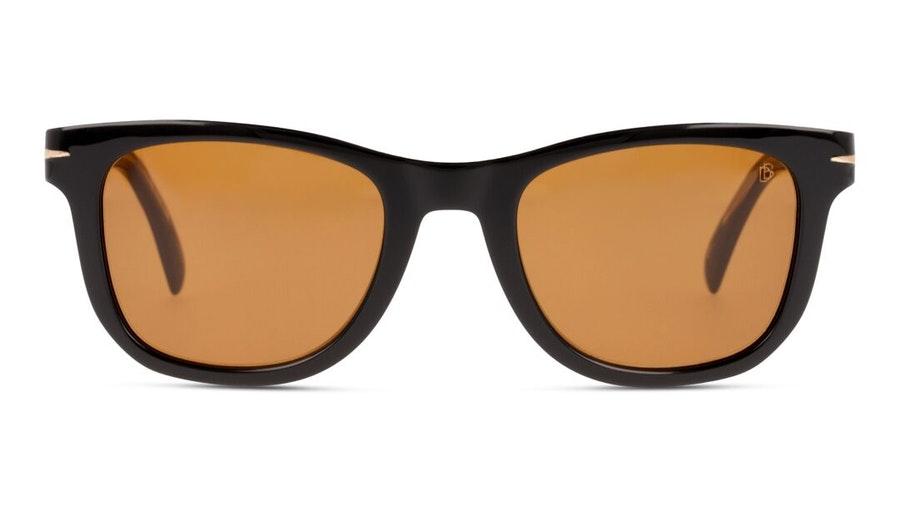 David Beckham Eyewear DB 1006/S Men's Sunglasses Brown / Black