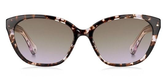 Philippa Women's Sunglasses Brown / Violet