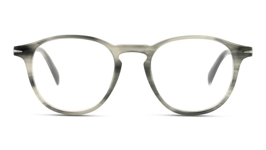 David Beckham Eyewear DB 1018 (2W8) Glasses Grey