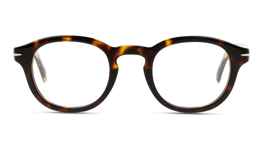 David Beckham Eyewear DB 7017 (086) Glasses Tortoise Shell