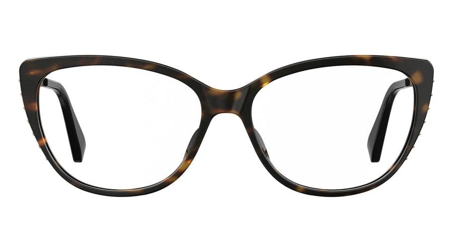 Moschino MOS 571 Women's Glasses Tortoise Shell