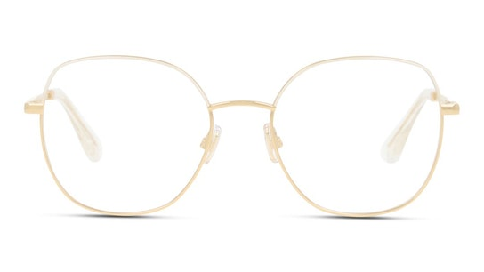 JC 281 Women's Glasses Transparent / Gold