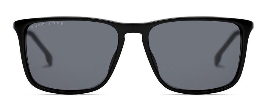 Hugo Boss BOSS 1182/S Men's Sunglasses Grey / Black