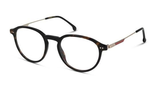 CA 1119 Men's Glasses Transparent / Tortoise Shell