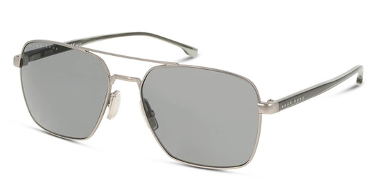 BOSS 1045/S Men's Sunglasses Grey / Silver