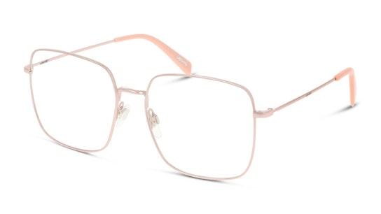 LV 1010 Women's Glasses Transparent / Pink