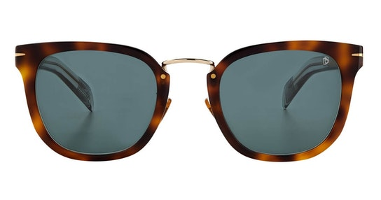 DB 7038/G/S Men's Sunglasses Green / Grey