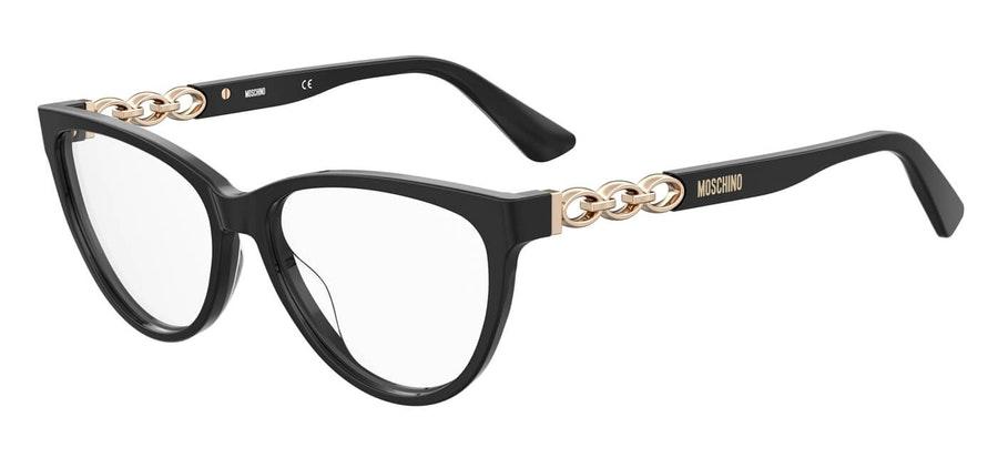 Moschino MOS 589 Women's Glasses Black