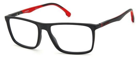 CA 8862 (Large) Men's Glasses Transparent / Black