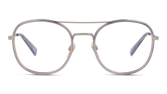 LV 1025 Women's Glasses Transparent / Pink