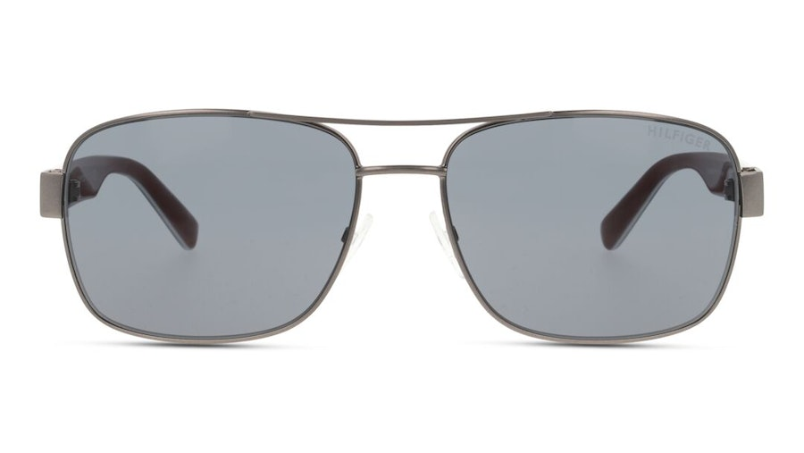 Tommy Hilfiger TH 1665/RE/S Men's Sunglasses Grey/Grey