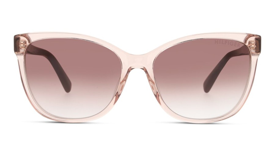 Tommy Hilfiger TH 1754/RE/S Women's Sunglasses Pink/Pink