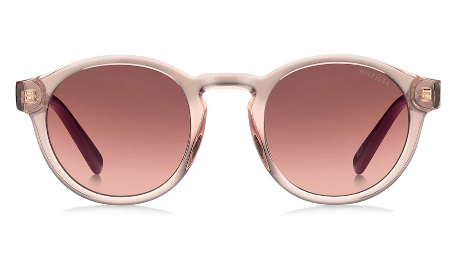 Tommy Hilfiger Bio-Based TH 1856/RE/S Women's Sunglasses Pink / Pink