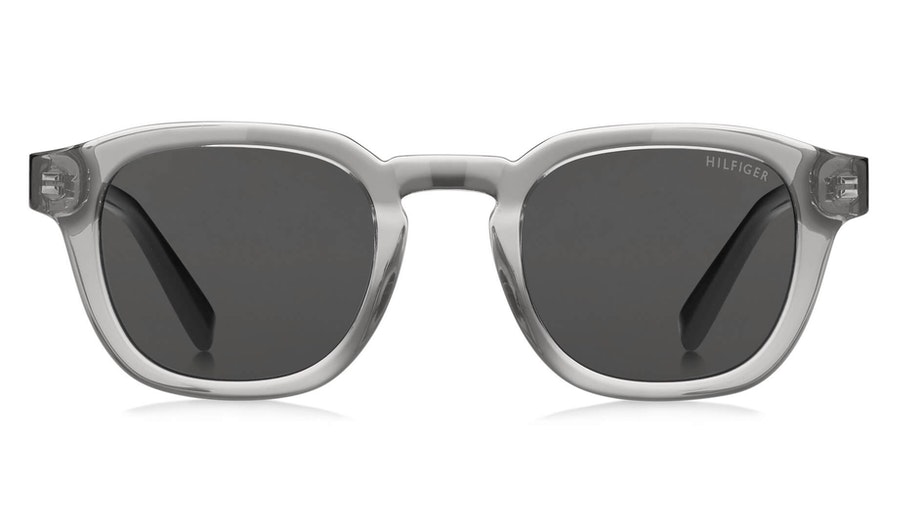 Tommy Hilfiger Bio-Based TH 1855/RE/S Men's Sunglasses Grey / Grey