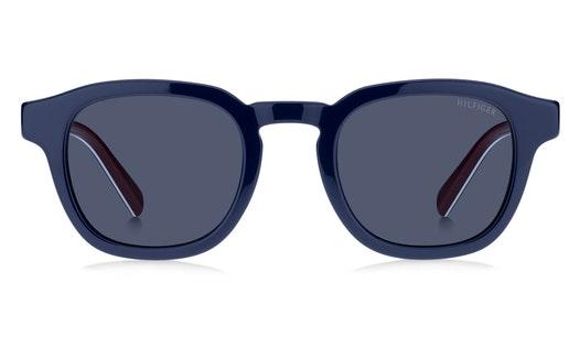 Bio-Based TH 1855/RE/S Men's Sunglasses Blue / Blue