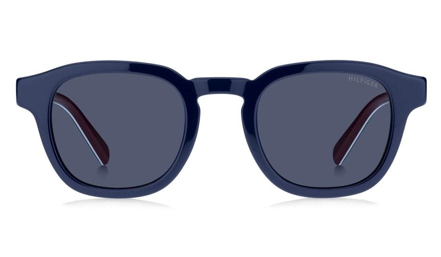 Tommy Hilfiger Bio-Based TH 1855/RE/S (PJP) Sunglasses Blue / Blue
