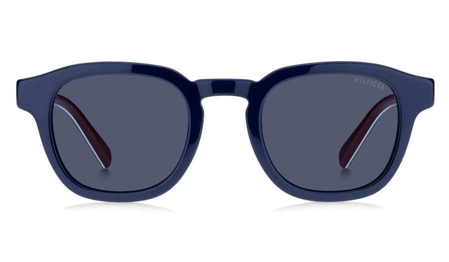 Tommy Hilfiger TH 1855/RE/S Men's Sunglasses Blue/Blue