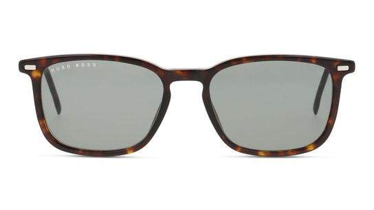 BOSS 1308/S (086) Sunglasses Green / Tortoise Shell