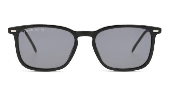 BOSS 1308/S Men's Sunglasses Grey / Black