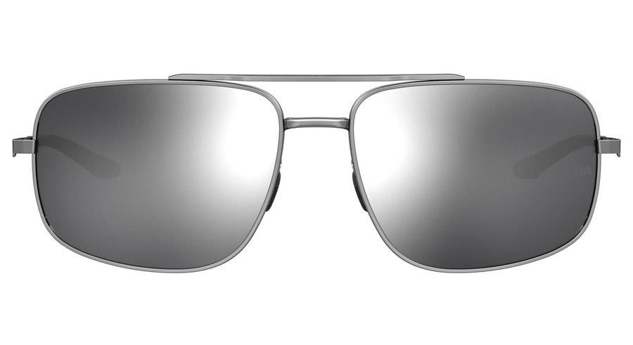 Under Armour UA 0015/G/S Men's Sunglasses Grey / Grey