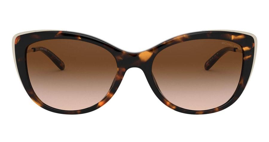 Michael Kors South Hampton MK 2127U Women's Sunglasses Brown / Tortoise Shell