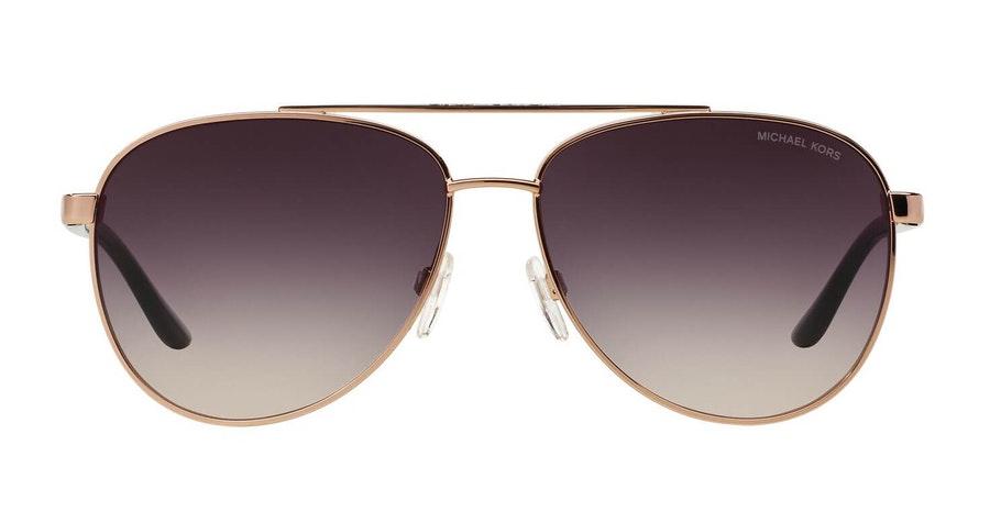 Michael Kors Hvar MK 5007 Women's Sunglasses Pink/Gold