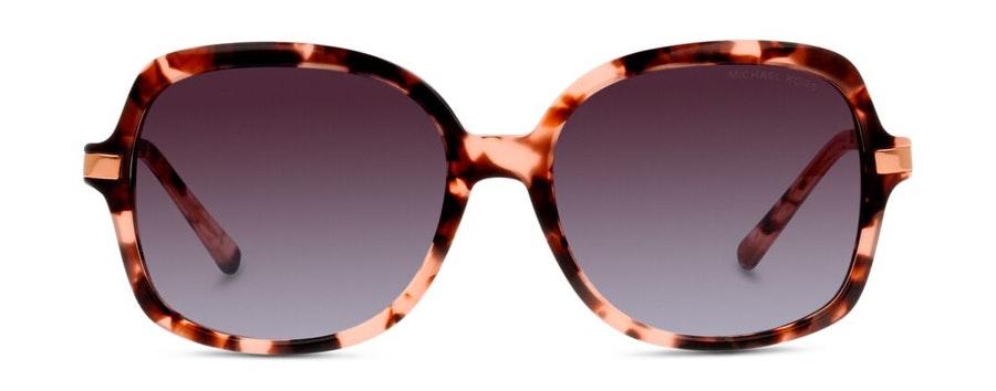 Michael Kors MK 2024 Women's Sunglasses Grey / Tortoise Shell