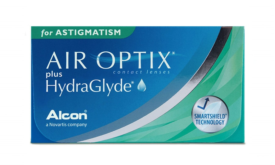 Air Optix HydraGlyde (Toric for astigmatism)