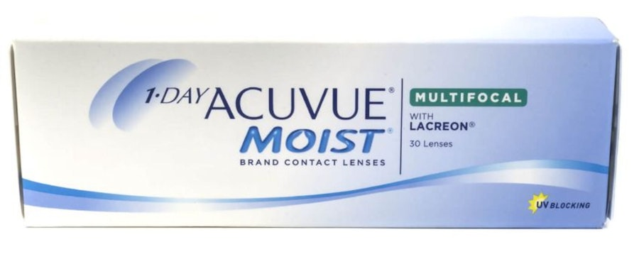 Acuvue Moist (1 day multifocal)