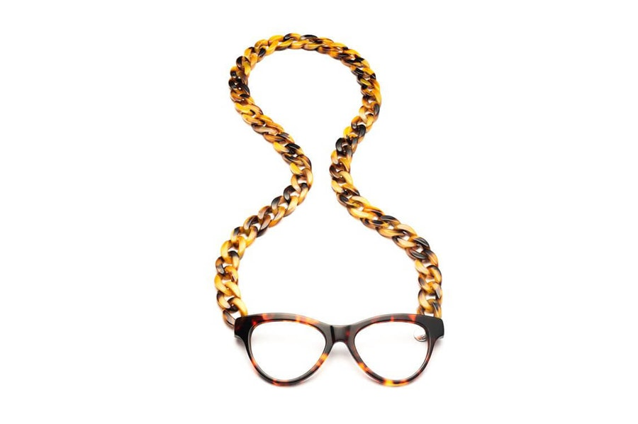 CotiVision Joen - Tortoise Shell Necklace Reading Glasses Tortoise Shell +1.00