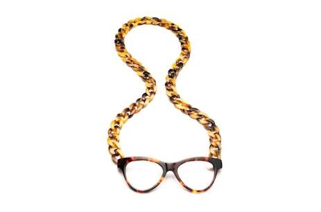 Joen - Tortoise Shell Necklace Reading Glasses Tortoise Shell +2.50