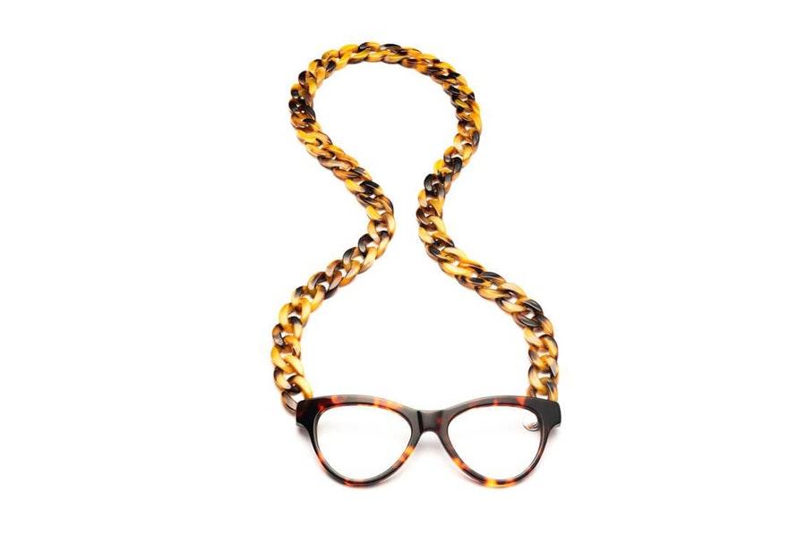 CotiVision Joen - Tortoise Shell Necklace Reading Glasses Tortoise Shell +2.50