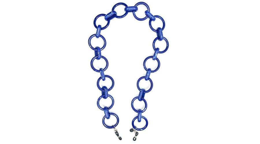 CotiVision Goddess Glasses Chain Blue