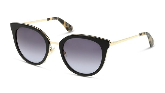 Jazzlyn Women's Sunglasses Grey / Black
