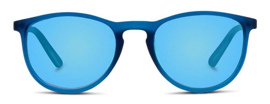 Polaroid Kids PLD 8016/N (UJO) Children's Sunglasses Blue / Blue