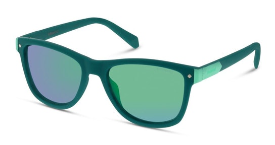 PLD 8025/S Children's Sunglasses Green / Green