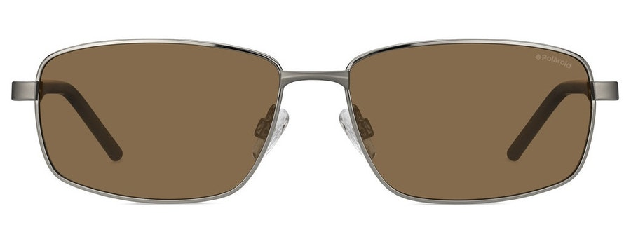 Polaroid PLD 2041/S Men's Sunglasses Brown / Grey