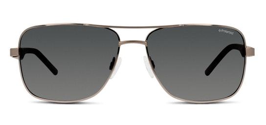 PLD 2042/S Men's Sunglasses Grey / Silver